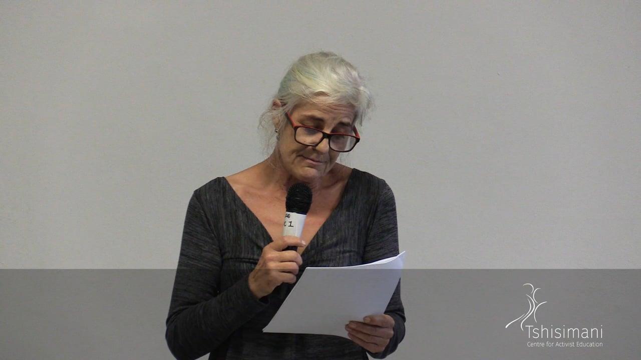 Christelle Terreblanche