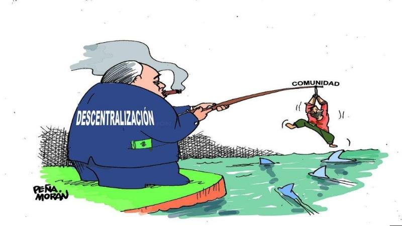 Desentralización